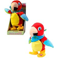 MaDe Parrot repeating and walking, 22cm - Interactive Toy