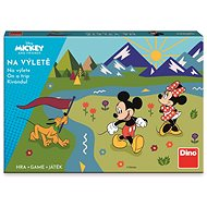 Mickey and friends on a trip - Board Game