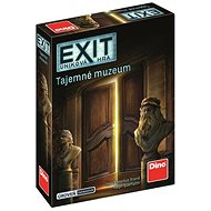 Escape Game: Mysterious Museum - Board Game