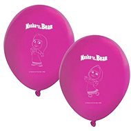 Masha and bear balloons, 8 pcs -28 cm