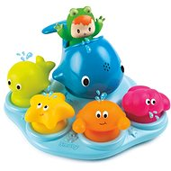 Smoby Cotoons Island with animals in the water - Water Toy