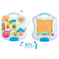 Smoby Cotoons Music Panel 2in1 - Musical Toy
