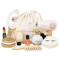 Le Toy Van Cosmetic Bag with Accessories - Wooden Toy