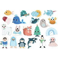 Vilac Wooden magnets Iceland - Wooden Toy