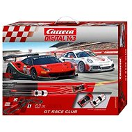 Carrera D143 40039 GT Race Club - Slot Car Track