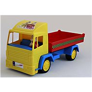 Flatbed 26 cm with P& M figurine - Toy Vehicle