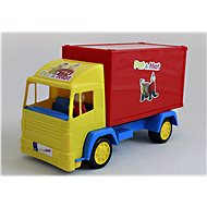 25 cm cabinet with P& M figurine - Toy Vehicle