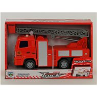 Firefighters and batteries - Toy Vehicle