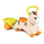 Smoby Bouncer Pony with a cart - Balance Bike/Ride-on