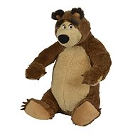 Simba Masha and the bear Teddy bear 25 cm, 2 species