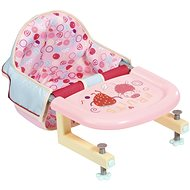 Baby Annabell Dining chair with table attachment - Doll Accessory