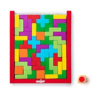 """WOODY Game with Cube  """"Puzzle"""" - Brain Teaser"""
