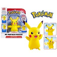 POKEMON Pikachu interactive figurine - Figure