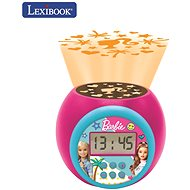 Lexibook Barbie Alarm clock with projector and timer
