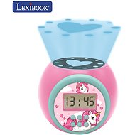 Lexibook Alarm clock with projector and timer - unicorn