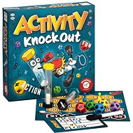 Activity Knock Out - Board Game