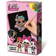 Ses L. O. L. - Scratching-out Pictures - Scratch Pictures