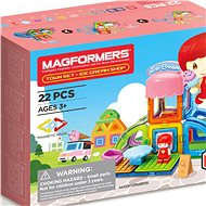 Magformers - Town Confectionery - Magnetic Building Set
