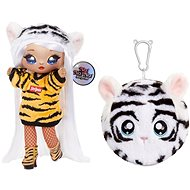 On! On! On! Surprise Doll in a stuffed animal 2in1, series 4 - Bianca Bengal - Doll