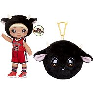 Na! Na! Na! Surprise Pom Doll in Plush Animal Toy 2in1, Series 4 - Tommy Torro - Doll