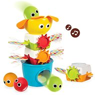 Yookidoo - Folding flower with balls - Interactive Toy