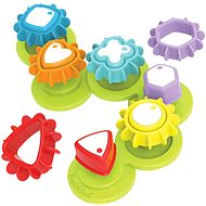 Yookidoo - Toothed shapes - Toddler Toy