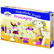 Princess magnetic puzzle - Educational Toy