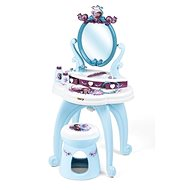 Smoby Frozen 2 Dressing Table 2in1 with High Chair - Table