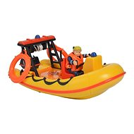 Simba Firefighter Sam Lifeboat Neptune 20 cm with figurine - Ship