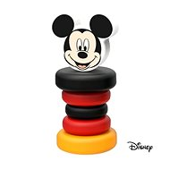 Derrson Disney Wooden Rattle Mickey Mouse - Baby Rattle