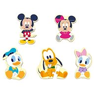 Derrson Disney Wooden puzzle by Mickey and friends - Wooden Puzzle