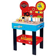 Derrson Disney Mickey's Big Wooden Work Bench for DIY - Wooden tools