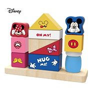 Derrson Disney Merry Dice Mickey and Minnie - Wooden Blocks