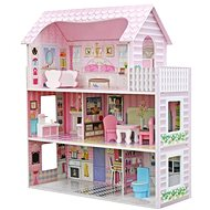 Derrson Wooden House for Annet Dolls - Doll House