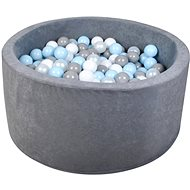 iMex 2839 Dry pool with gray balls - Ball Pit
