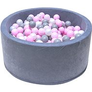 iMex 2884 Dry pool with balls gray - Ball Pit