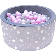 iMex 2808 Dry pool with balls star - Ball Pit