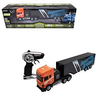 RC car / truck with a 45cm 2.4 GHz semi-trailer