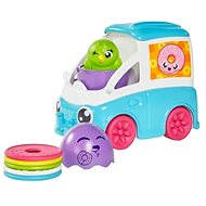TOOMIES - Toy Car with Doughnuts - Toddler Toy