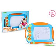 Wiky Magic drawing table colour - Drawing Board
