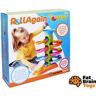 Fat Brain RollAgain Marble Run - Ball Track