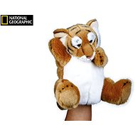 National Geographic puppet Tiger 26 cm - Hand Puppet