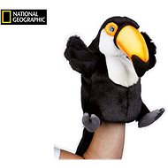 National Geographic puppet Toucan 26 cm - Hand Puppet