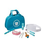 Jouéco dental case with wooden accessories - Wooden Toy