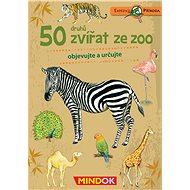 Nature expedition: 50 species of animals from the ZOO - Board Game