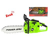 Chainsaw 38cm for batteries with sound - Chainsaw