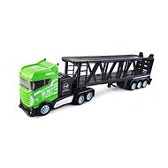 2WD 1:16 truck with auto transporter