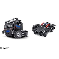 RC truck & sports car 2in1 teknotoys mechanical master