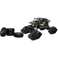 Crawler Forest Climb with tracks and tires 1:18 - RC Remote Control Car