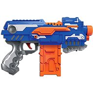 Fire Storm Rifle with 16 Foam Rounds - Toy Gun
